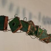 Contamination - métal, fragments de bateau - 5 m x 10 cm
