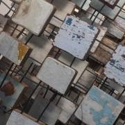 Domestication (détail) – bois et métal – 50 x 50 x 80